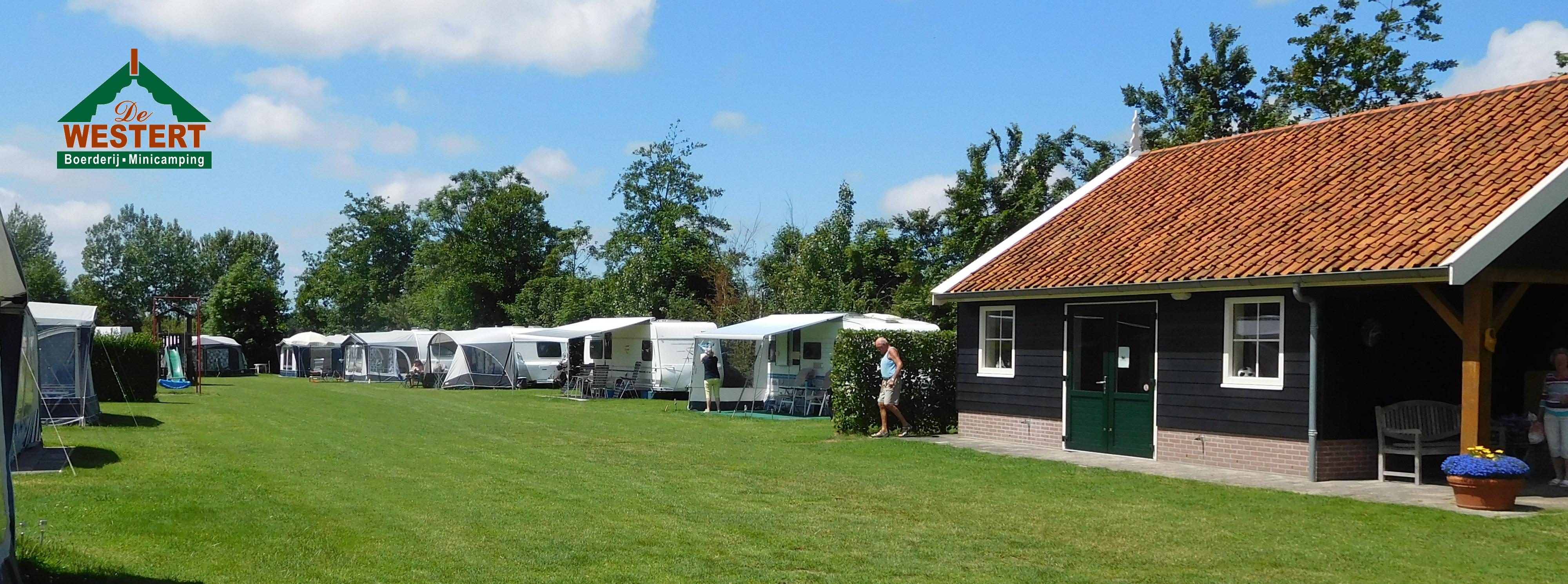 Minicamping en boerderij de Westert | kleine camping aan het strand in Noord Holland